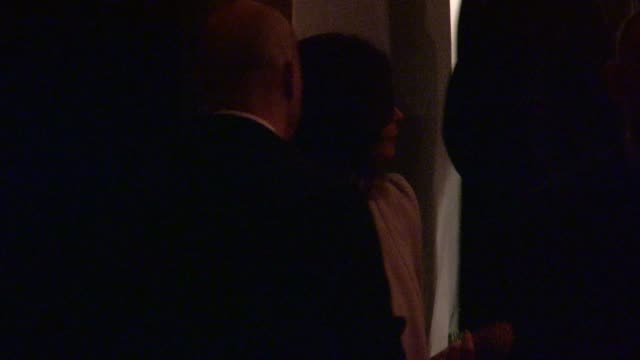 morena baccarin austin chick depart 2014 caa pre oscar party in bel air celebrity sightings in los angeles on february 28 2014 in los angeles... - oscarsfesten bildbanksvideor och videomaterial från bakom kulisserna