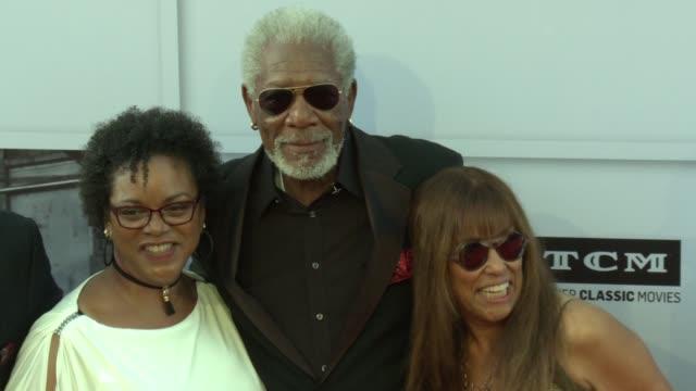 Morgan Freeman at AFI Life Achievement Award Gala Tribute To Diane Keaton in Los Angeles CA