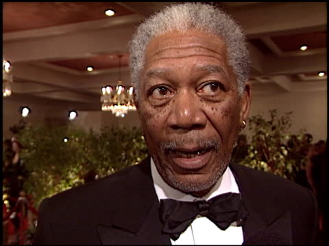vídeos de stock e filmes b-roll de morgan freeman at the 2005 dga director's guild of america awards at the beverly hilton in beverly hills california on january 29 2005 - director's guild of america