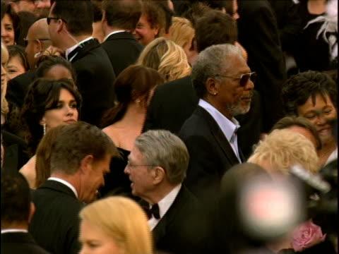 Morgan Freeman at the 78th Annual Academy Awards Arrivals at Hollywood California