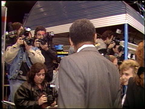 Morgan Freeman at the 'A Few Good Men' Premiere on December 9 1992