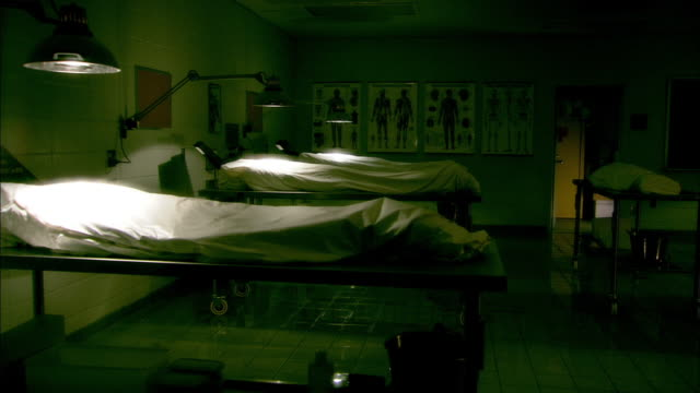 morgue - stretcher stock videos & royalty-free footage