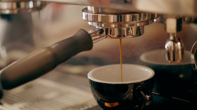 morning coffee drink - coffee drink stock videos & royalty-free footage