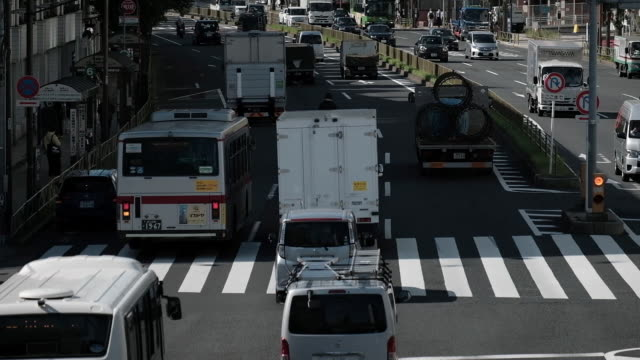 morning commuters under state of emergency in tokyo japan on thursday may 14 2020 - japan bloomberg stock videos & royalty-free footage