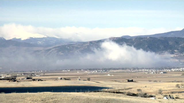 morning fog clearing, timelapse - stratocumulus stock videos and b-roll footage