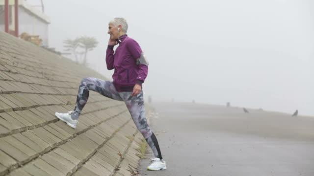 Ochtend joggen