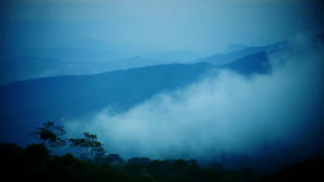 Morning Mist Timelapse