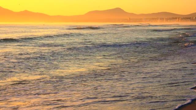 Morning mood at Playa de Muro, Badia d'Alcudia, Majorca, Balearic Islands, Spain, Mediterranean, Europe