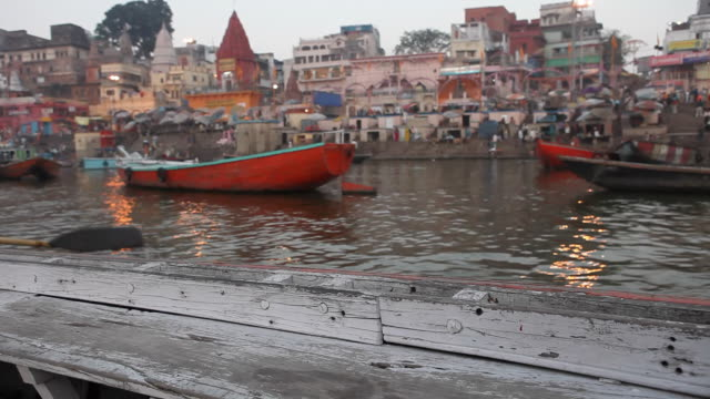 morning on ganges