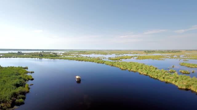 Morning ride on the Zambezi