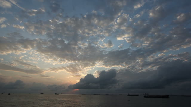 morning sky - nigeria stock videos and b-roll footage