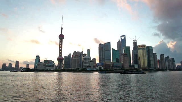 morning ! the bund - the bund stock videos & royalty-free footage