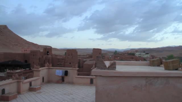 moroccan town pan r - wiese stock videos & royalty-free footage