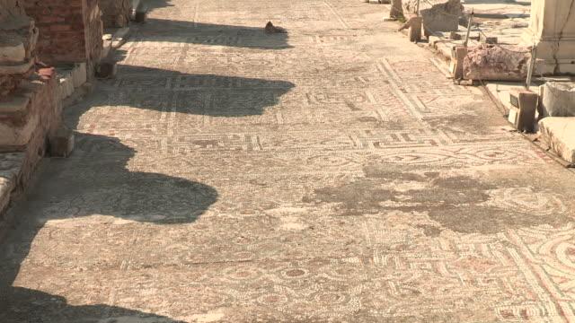 Mosaic Path, Ephesus, Turkey