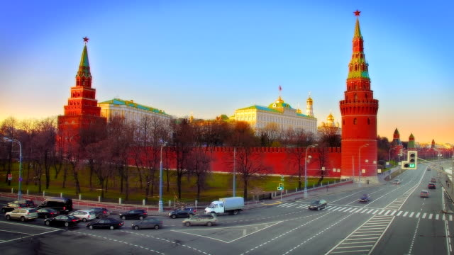 moscow kremlin - russia stock videos & royalty-free footage