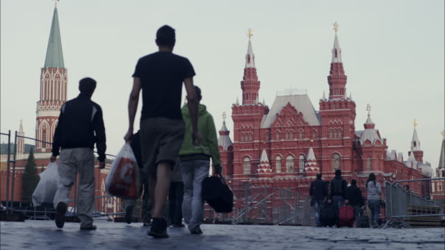 moscow, russia - moscow russia stock videos & royalty-free footage