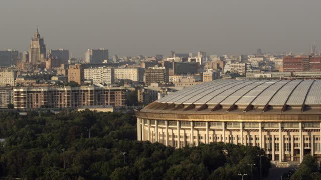 Moscow Skyline City
