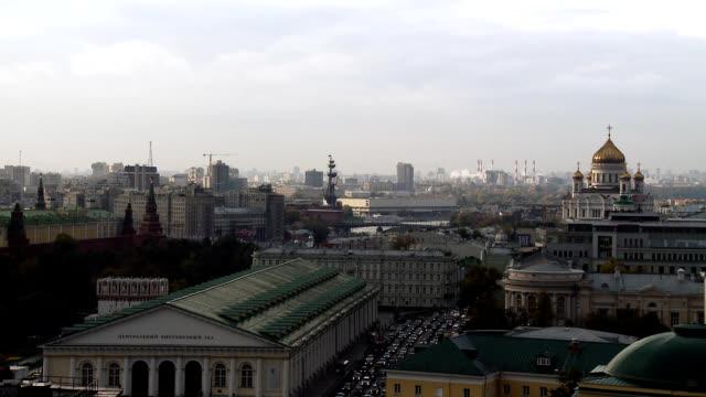モスクワ - 東ヨーロッパ民族点の映像素材/bロール