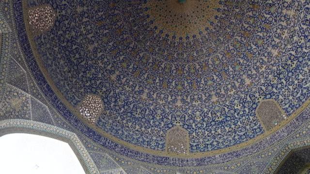 vídeos de stock e filmes b-roll de mosque in isfahan, iran - irão