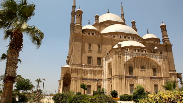 WS PAN Mosque of Muhammad Ali/ Cairo / Egypt