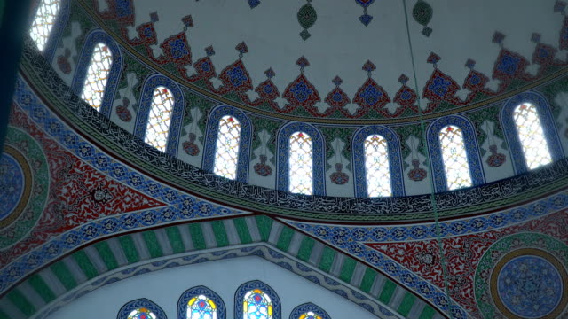 mosque ornamentals - mosque stock videos & royalty-free footage