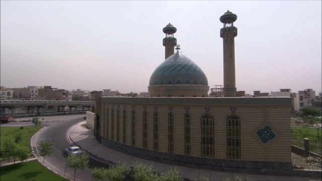 MS Mosque, Tehran, Iran