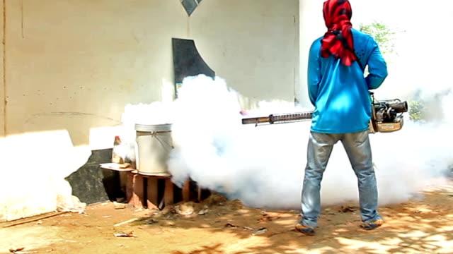 Mosquito fumigatie