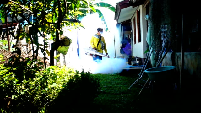 mosquito sprayer slow motion - control stock videos & royalty-free footage