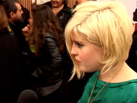 most requested rock kids 762005 london jack osbourne speaking to press on arrival at glamour women of the year awards kelly osbourne speaking to... - kelly osbourne stock videos and b-roll footage