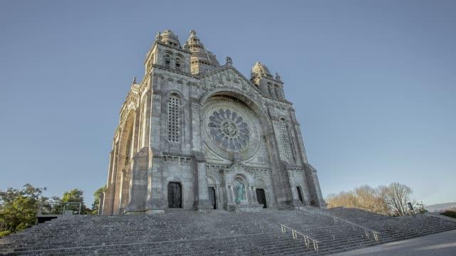 mosteiro - sanctuary city stock videos & royalty-free footage