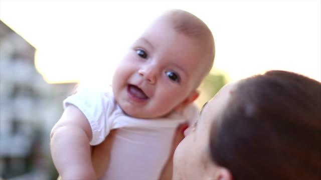 妊婦とベビーの愛 - 新生児点の映像素材/bロール