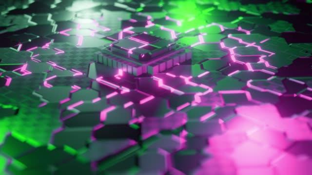 stockvideo's en b-roll-footage met gegevens van het moederbord laden van de server - computerapparatuur