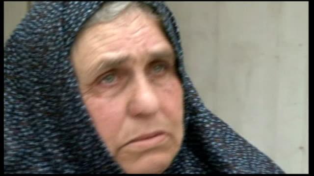 Mother of Abu Qatada says he should not face deportation JORDAN Amman EXT Aisha Othman interview SOT SOT