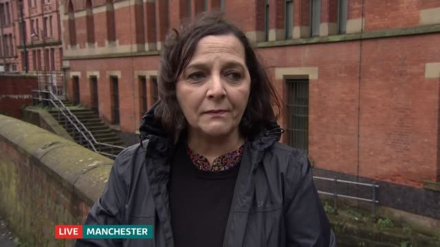 mother of manchester arena victim campaigns for law to protect event goers england manchester ext figen murray live interview ex manchester sot - manchester arena stock videos & royalty-free footage