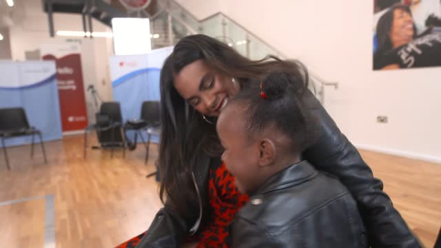 mother of richard okorogheye backs appeal for black blood donors; england: london: int empty 'beds' in blood donation centre colin anderson interview... - toddler stock videos & royalty-free footage