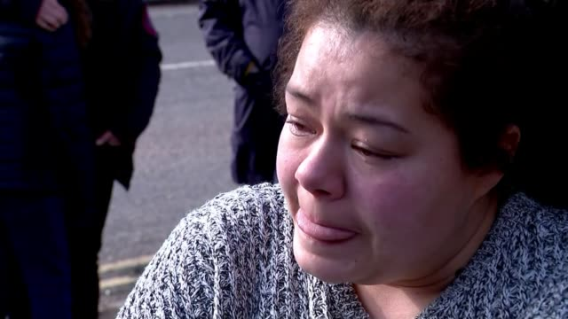 Mother pays tribute to young sons killed in Coventry hitandrun incident ENGLAND Coventry EXT Chelsea PlattMay interview SOT