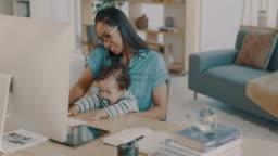 Motherhood is a full time job