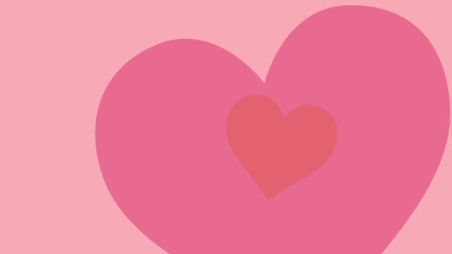 vídeos y material grabado en eventos de stock de movimiento de imágenes de animación gráfica con rosa roja para tarjeta de san valentín - tarjeta del día de san valentín