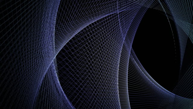 motion graphic mesh geometric background - mesh textile stock videos & royalty-free footage