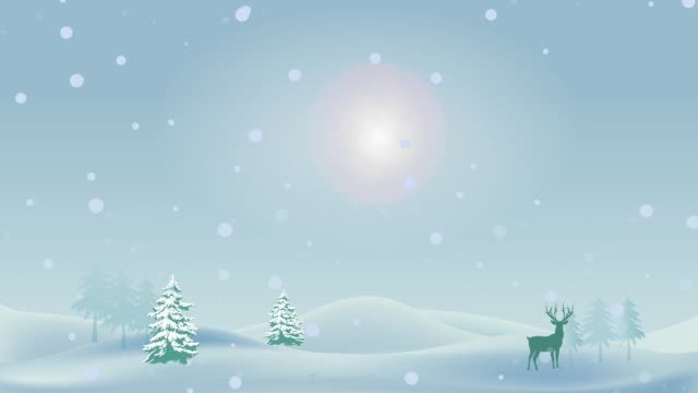 motion graphic with christmas and happy new year background - christmas decoration stock videos and b-roll footage