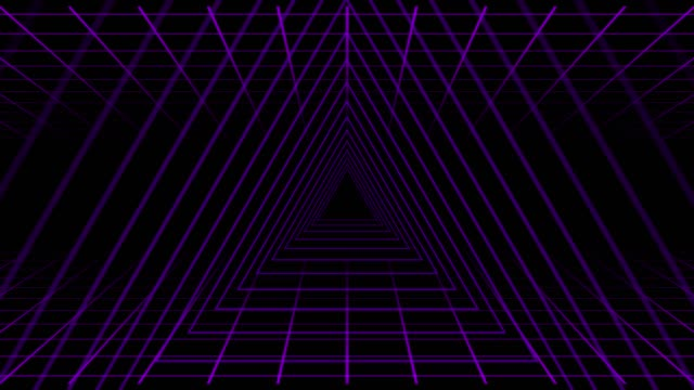 motion retro colorful lines abstract background - grid stock videos & royalty-free footage