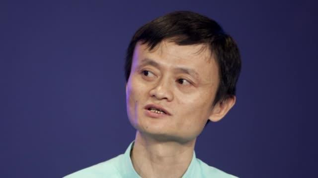 Motion still photo montage of Alibaba founder Jack Ma Motion Still Photo Montage of Jack Ma on March 20 2013 in Hong Kong Hong Kong