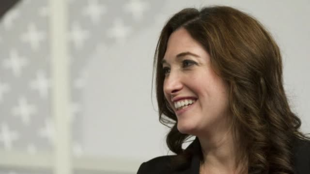Motion Still photo montage of Randi Zuckerberg founder and chief executive officer of Zuckerberg Media and editor in chief of Dot Complicated...