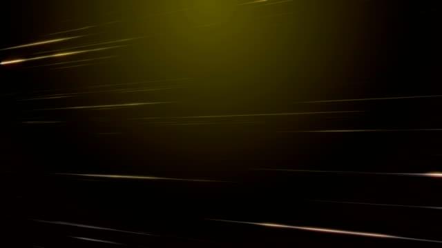 モーション縞黄色の背景ループ可能