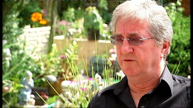 compensation row for former mg rover workforce england west midlands birmingham longbridge ext sid blenkiron interview sot - longbridge stock videos & royalty-free footage