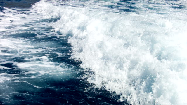 motorboat wave - power boat stock videos & royalty-free footage