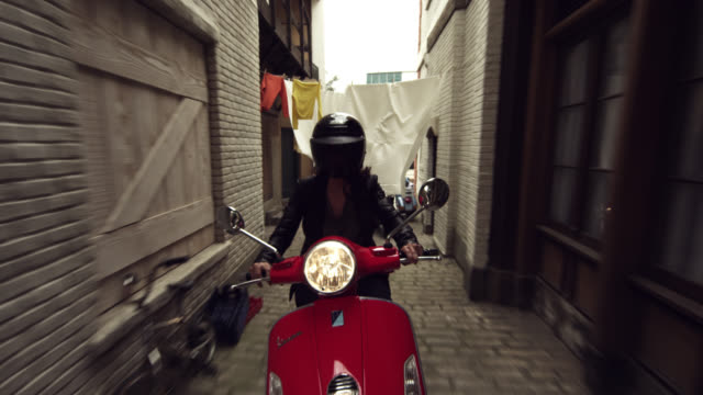motorcycle chase scene - chasing stock videos & royalty-free footage