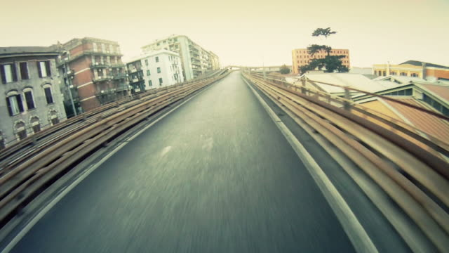 Motorcycle Onboard Camera in Rome
