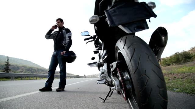 vídeos y material grabado en eventos de stock de motorcycle ride - motociclista