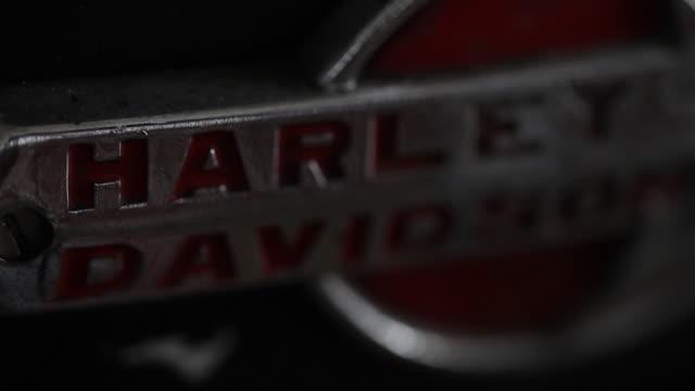 motorcycle - 英字点の映像素材/bロール